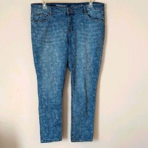 Westport Ankle Jeans